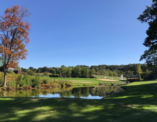 View Of Golf Course At Atkinson Country Club