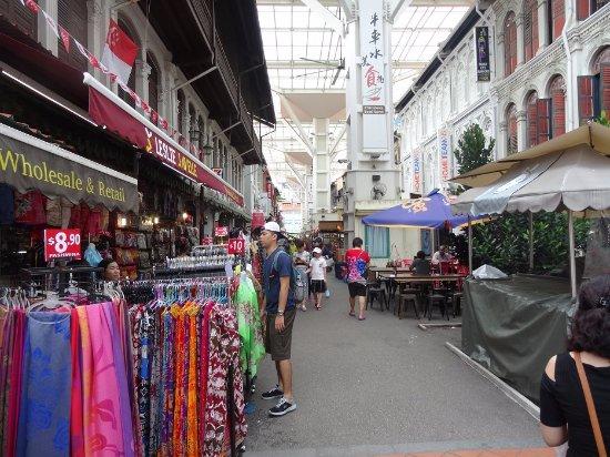 Chinatown: Pagoda St