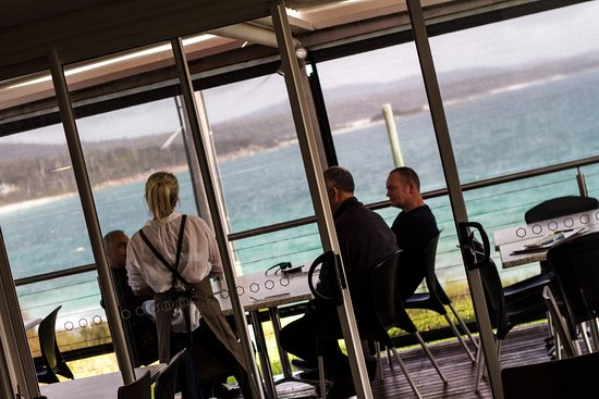 LICHEN RESTAURANT AND CAFE, Binalong Bay - Updated 2019 Restaurant