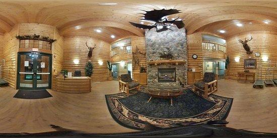 Breezy Point, MN: Lobby - Hotel