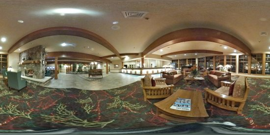 Breezy Point, MN: Registration Lobby