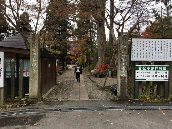 Wakamatsu-ji Temple Εικόνα