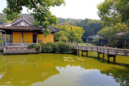 太湖黿頭渚