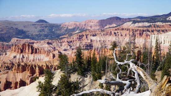 Cedar Breaks National Monument : Looks like Bryce canyon