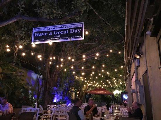 Jensen Beach, Флорида: Outdoor Seating Area