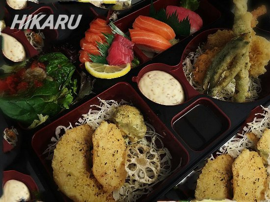 Buderim, ออสเตรเลีย: Hikaru Fusion Asian Food