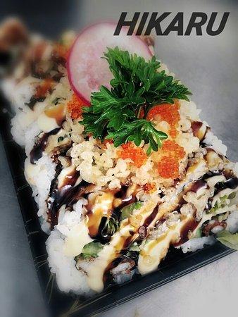 부더림, 오스트레일리아: Hikaru Fusion Asian Food