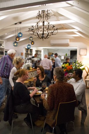 Binalong Bay, ออสเตรเลีย: Dining Room