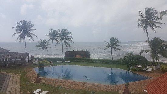 Best beach view hotel