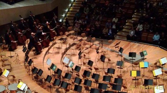 柏林愛樂樂團愛樂廳演奏廳3