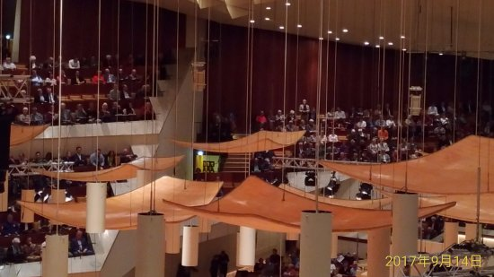 柏林愛樂樂團愛樂廳演奏廳7