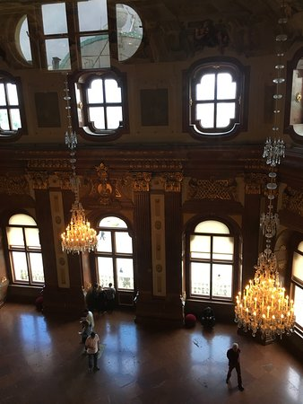 Belvedere Palace Museum: 궁전 내부
