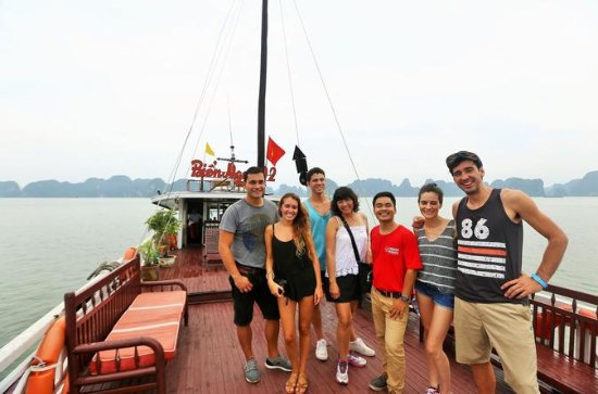 Halong Bay Small Group Adventure Tour...