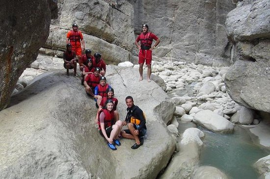 Side Koprulu Rafting e Canyoning