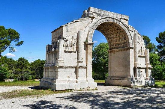 Arles, Saint-Rémy, Les Baux de...
