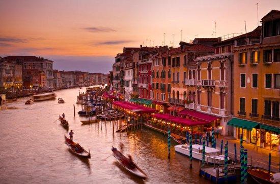 Venedig Gondol Serenade