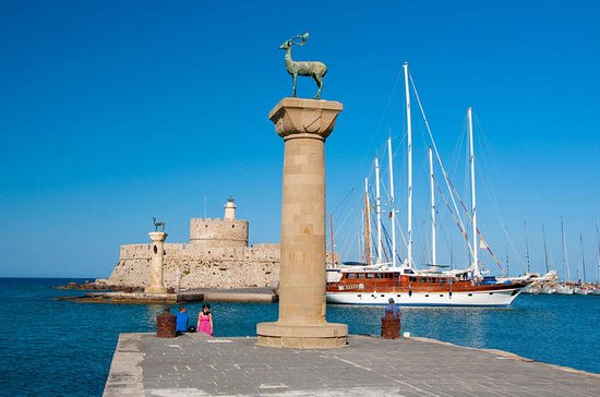 Rhodes Sightseeing Tour with Hotel ...