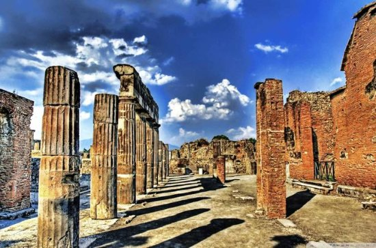 Tour di Pompei per bambini e famiglie