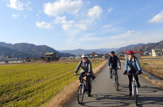 Short Afternoon Cycling Tour in Hida