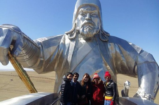 PRIVATE DAY TOUR TO GENGHIS KHAN'S...
