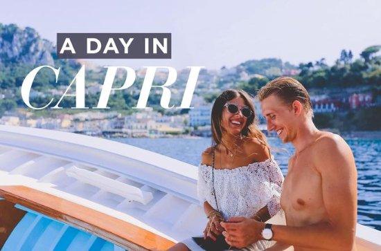 Privat tur: Besøg Capri ved privat...