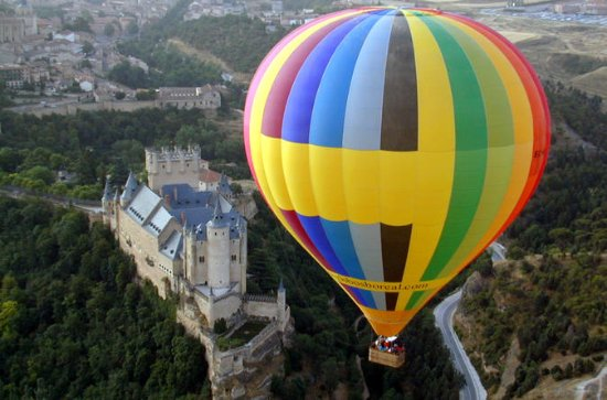 Private Balloon Ride for 2 in Segovia
