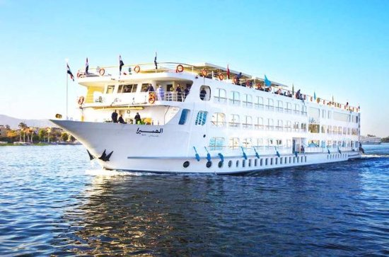 4 days, 3 nights Nile cruise from...