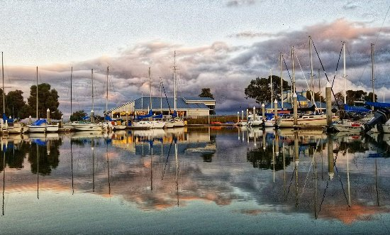 Antioch, Kalifornia: Sunset and Moonlight paddles
