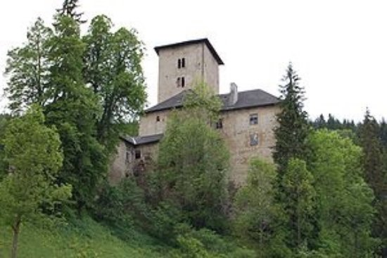 Bad Sankt Leonhard im Lavanttal, Austria: Schloss Waldenstein im Lavanttal