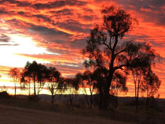 Wallaroo, Australia: Sunset