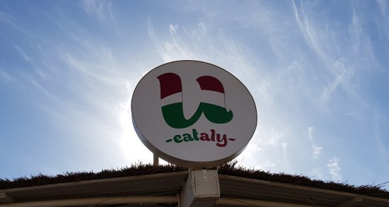U Coral Beach Club Eilat : המסעדה האיטלקית מדהימה, מומלץ