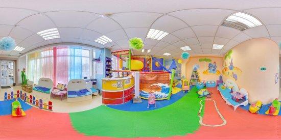 Perm, Rosja: Игровая комната