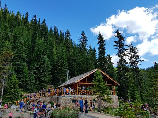Lake Agnes Tea House: 20170713_105603_large.jpg