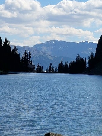 Lake Agnes Tea House: 20170713_104303_large.jpg