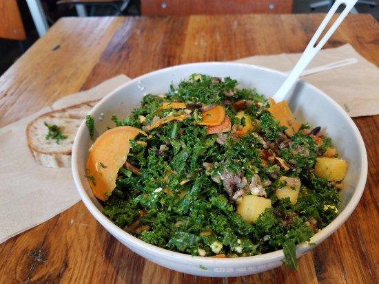 Harvest bowl.... - Picture of Sweetgreen, Palo Alto - TripAdvisor