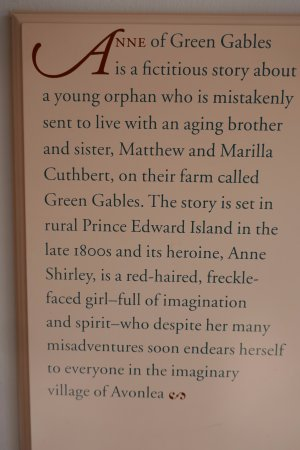 ‪‪Stratford‬, كندا: Background information on Green Gables‬