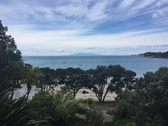 Oneroa, New Zealand: Great Location