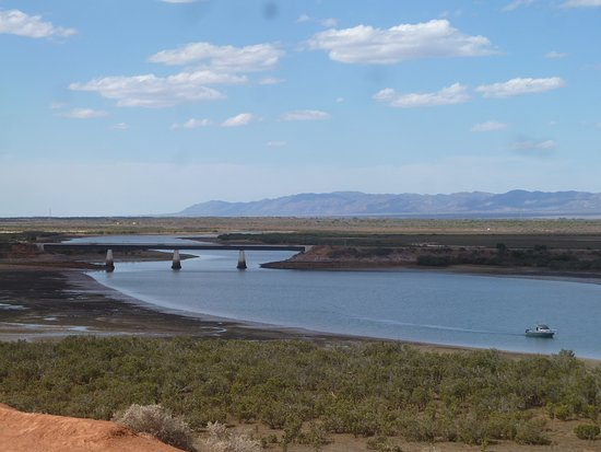 Port Augusta, Austrália: View from the cliff
