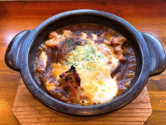 Curry Honpo Retro Mojiko Photo