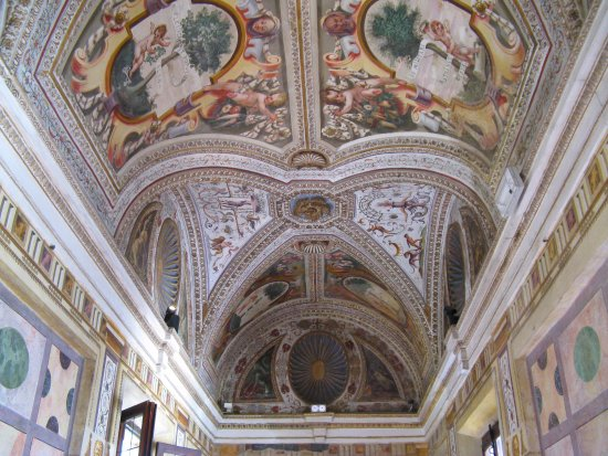 Museo di Palazzo Ducale. : Мантова, палаццо Дукале