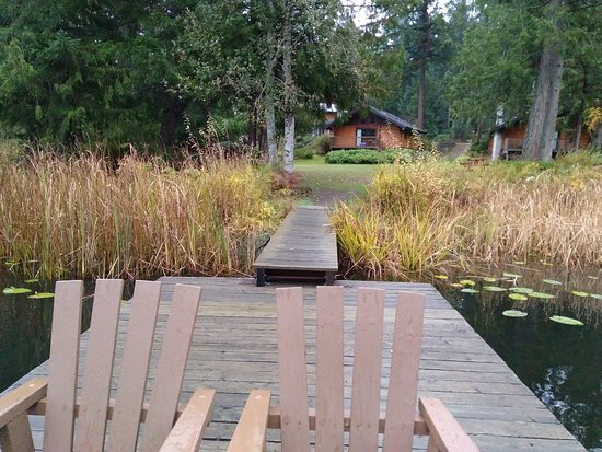 Cusheon Lake Resort Updated 2017 Prices Cottage Reviews Salt Spring Island British
