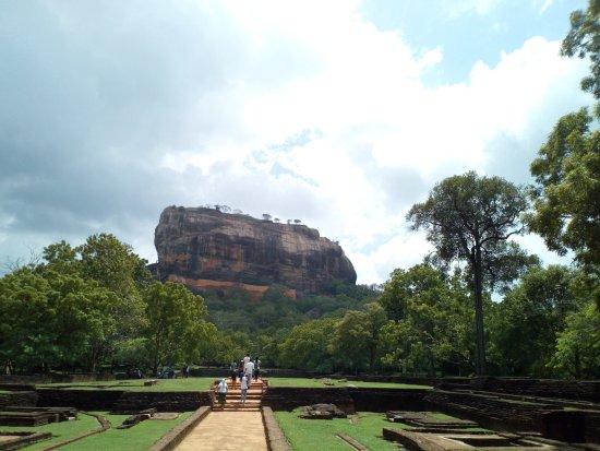 Katunayake, Sri Lanka: Our visit to Sigiriya