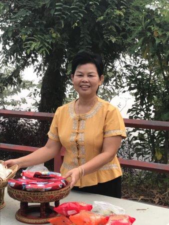 Chiang Khong, Thaïlande : •Good Morning From Chiangkhong•    @ Day Waterfront Hotel •
