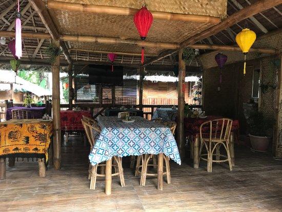 Port Barton, Filipinas: Angels Hautz Resort