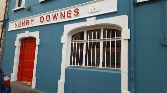 Waterford, Irlanda: Henry Downes & Co Ltd