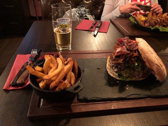 Schwäbisch Gmünd, Deutschland: Lecker Abendessen 🥘