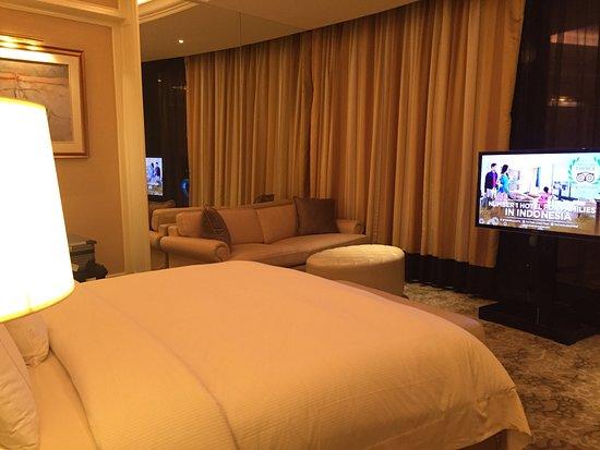 The Trans Luxury Hotel Bandung: ザ トランス ラグジュアリー ホテル