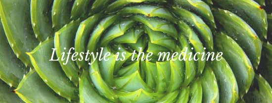Somerset West, Sydafrika: Lifestyle is Medicine and health is supported through healthy choices and practices