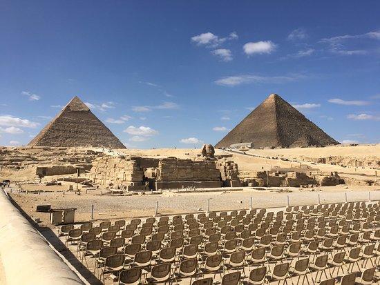 sphinx and pyramids picture of memphis tours cairo tripadvisor