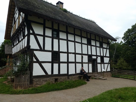 Mechernich, Germany: Openluchtmuseum in Kommern
